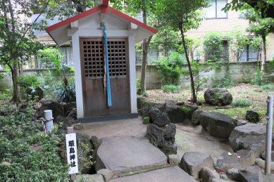 駒留八幡神社・厳島神社
