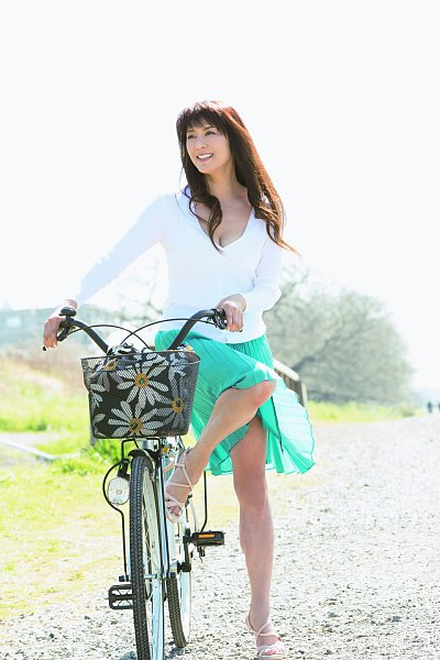 奇跡のアラフィフ、美魔女の山田佳子