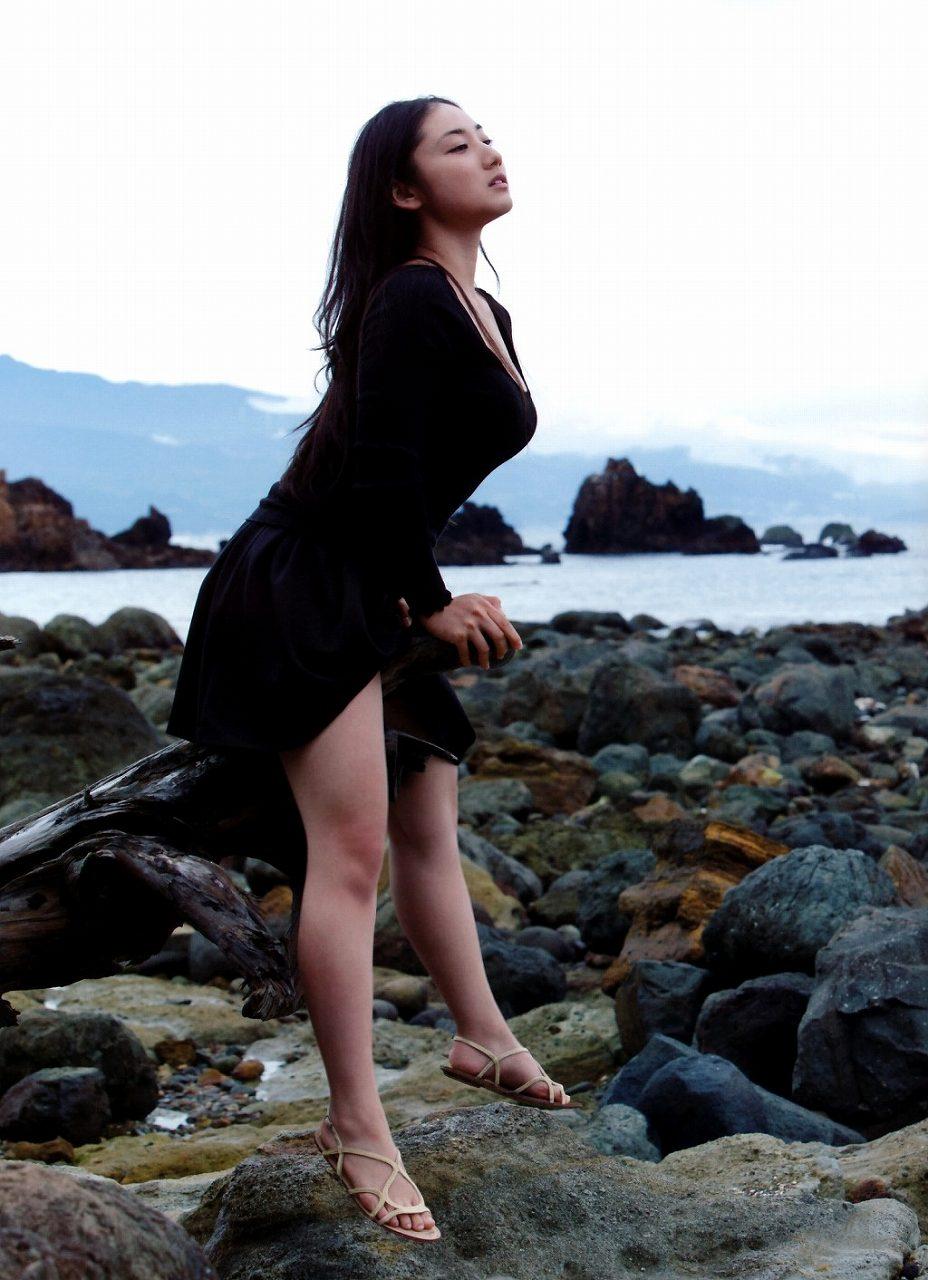 紗綾の写真集「紗綾」画像