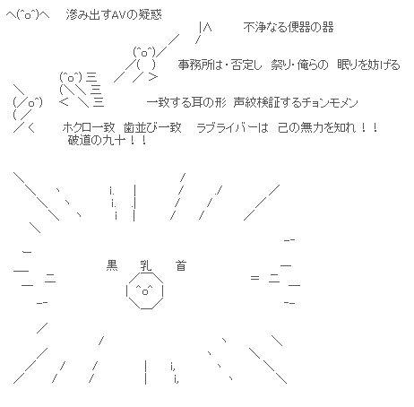 AV出演疑惑・新田恵海の黒乳首AA