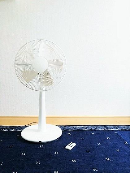 プラスマイナスゼロ扇風機 016