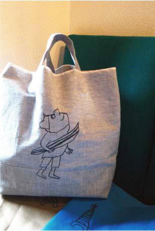 サーファーくん bag
