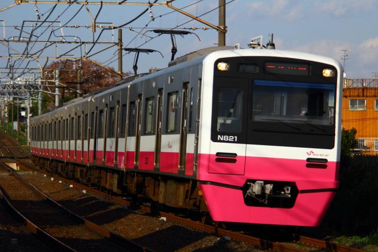 N800形N828F 新京成線 前原-薬園台