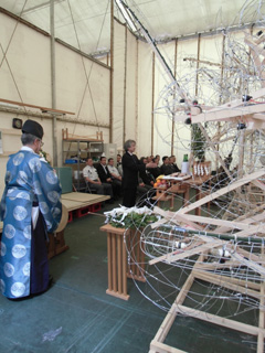 2016JRねぶた安全祈願祭2