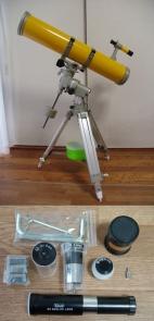 VIXEN VOYAGER SP-R114M 天体望遠鏡
