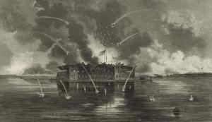 サムター砦の戦い