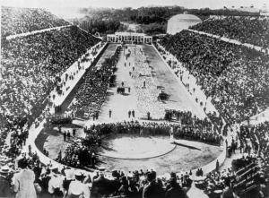 第1回オリンピック