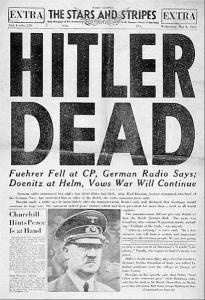 ヒトラー自殺