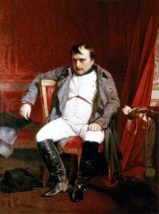 すねるナポレオン