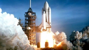 STS-1打ち上げ