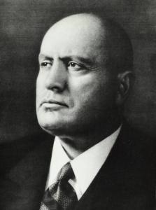 ムッソリーニ