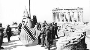 ドイツ軍によるアテネ占領