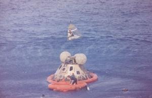 アポロ13号帰還