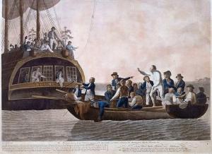 戦艦バウンティー号の叛乱