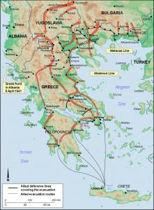 ギリシアの戦い