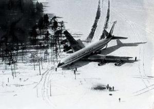 大韓航空機銃撃事件