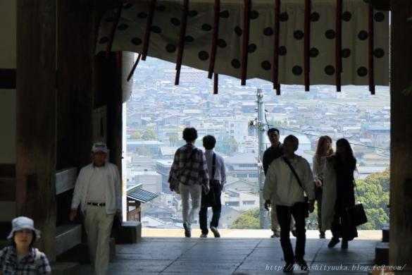 大門からの眺め2-SN