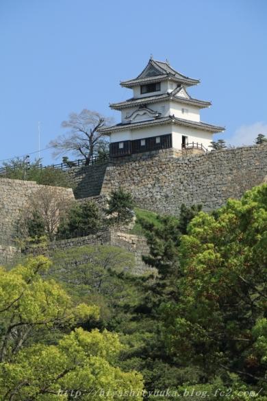 丸亀城ーSN