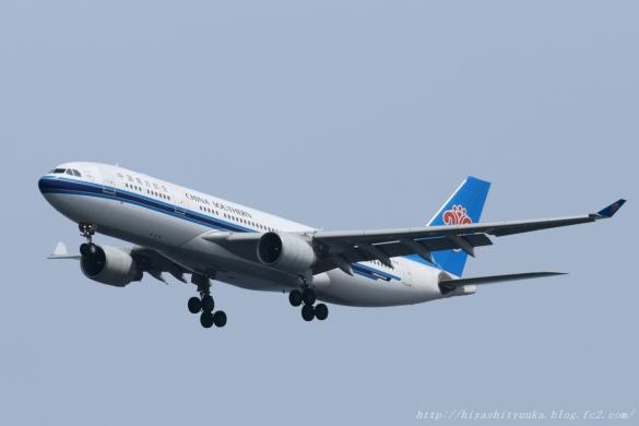 中国南方航空ーSN