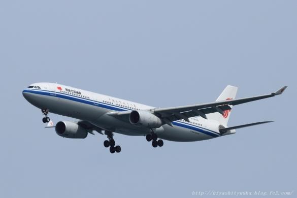 中国国際航空ーSN
