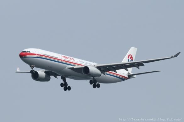 中国東方航空ーSN