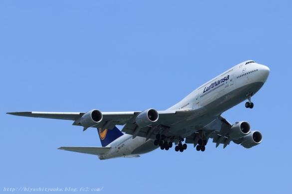 ルフトハンザ 747-830