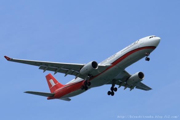 上海航空ーSN