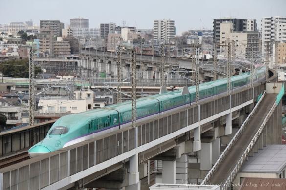 北海道新幹線SN