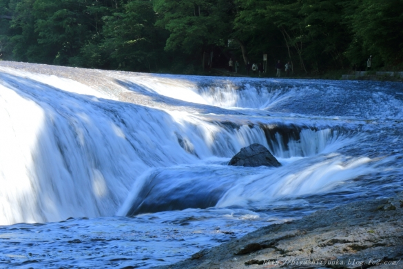 吹割の滝2ーSN