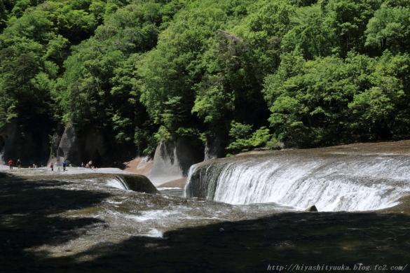 吹割の滝5ーSN