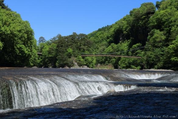 吹割の滝3ーSN