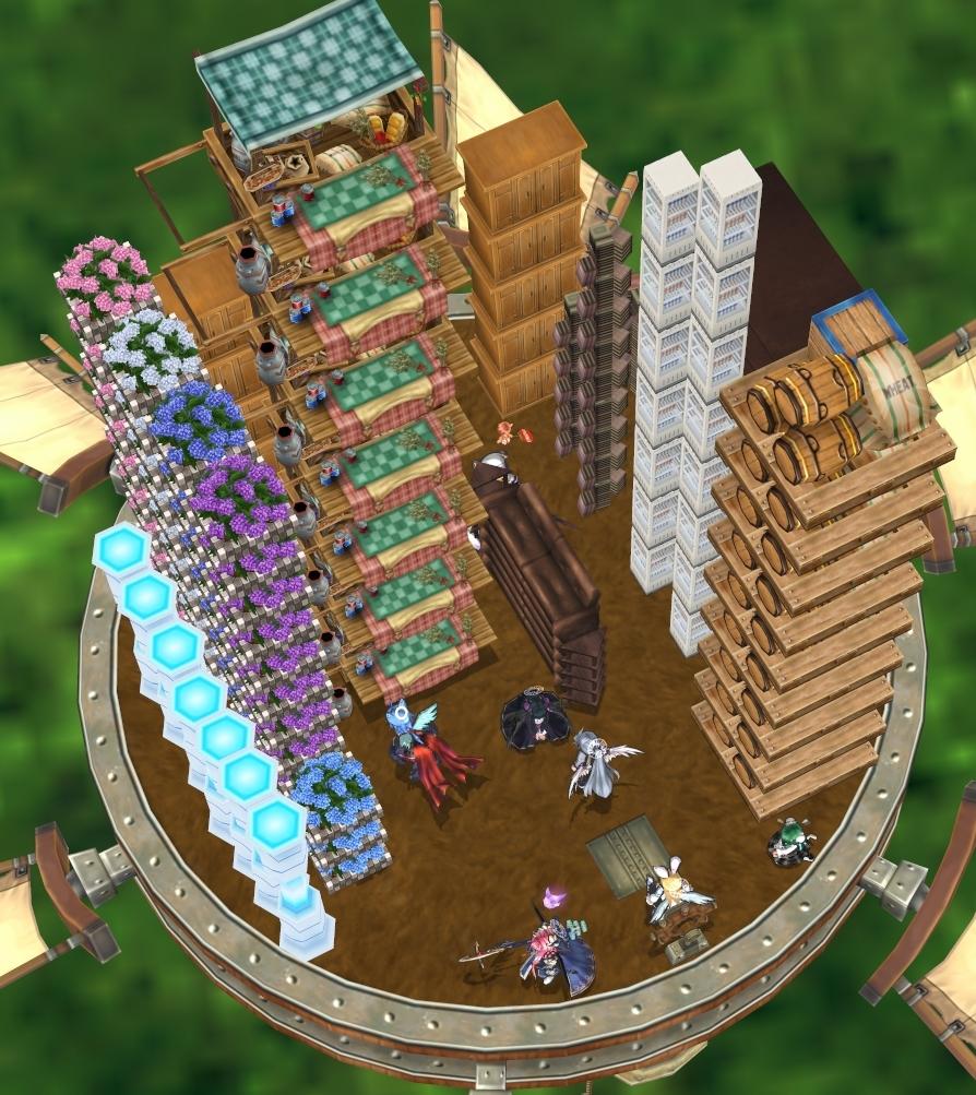家具タワー