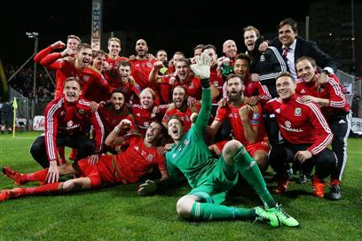 Bosnia-and-Herzegovina-v-Wales (PSP)