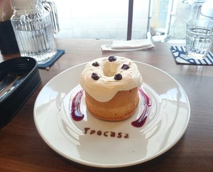 トレカサ●ケーキ