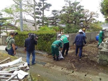 yokoyam0502報道ステーションが同行取材