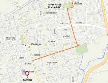 日本防災士会地図