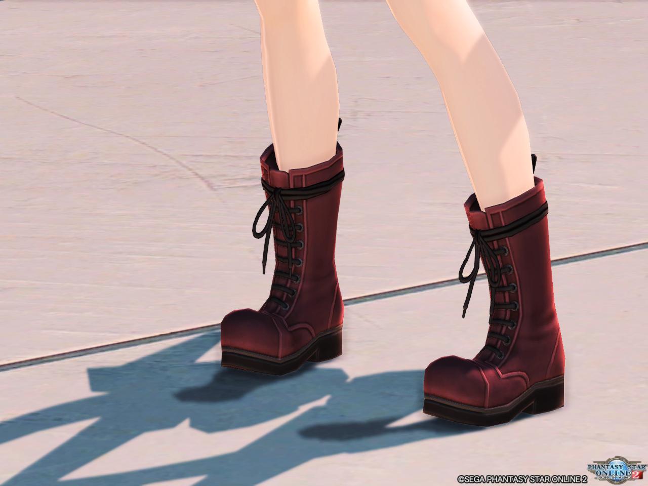 カシミヤカーディガン 靴