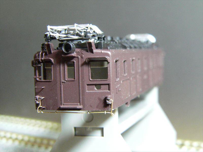 EF57フロント配管