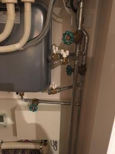 エコヌクール密閉型循環液補充場所