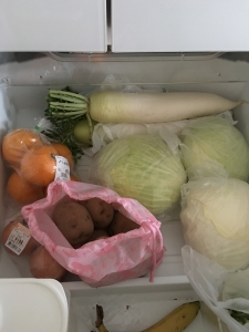 日持ちする野菜