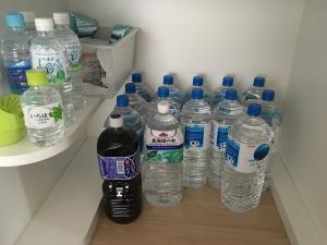 備蓄用飲料水