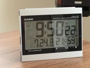 書斎の室温