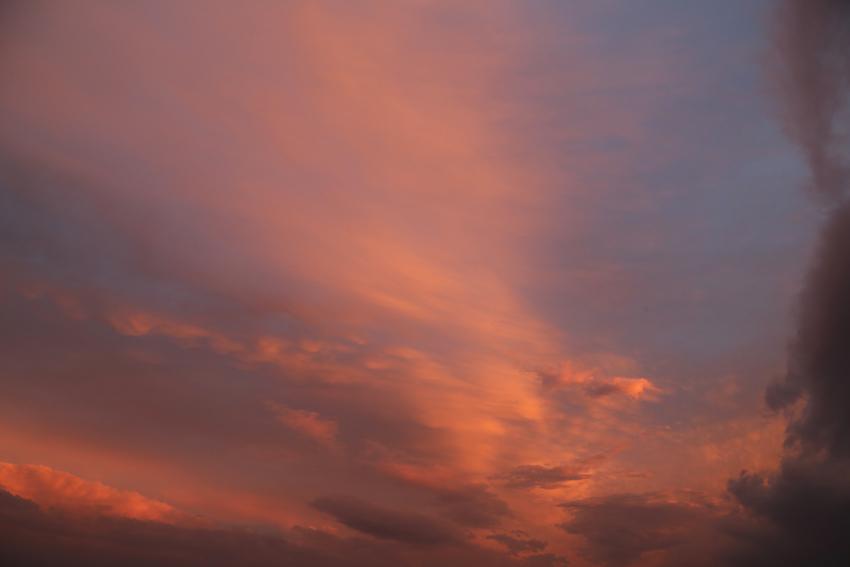 20160625夕焼け雲4