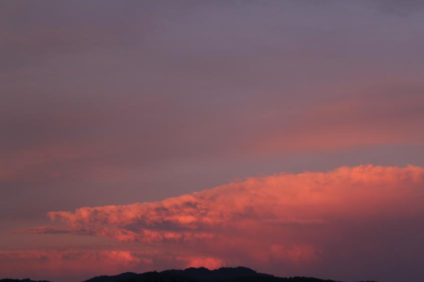 20160625夕焼け雲6
