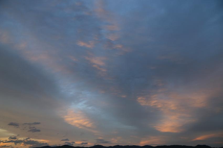 20160625夕焼け雲9
