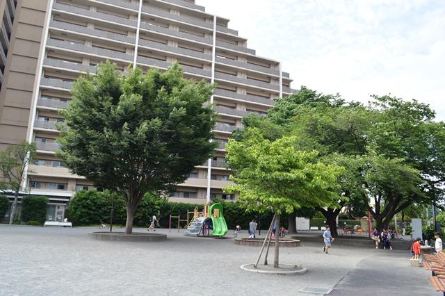 上矢部公園