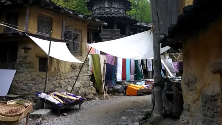 韓国 高句麗鍛冶屋村