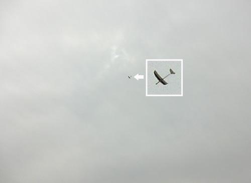 kh-1605sAG、飛んでるトコ。