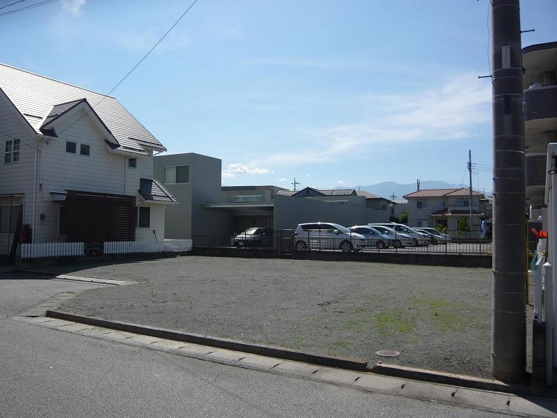 甲府市古上条町 土地 不動産買取のアイディーホーム
