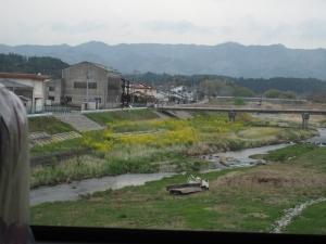 富岡町 除染と車両